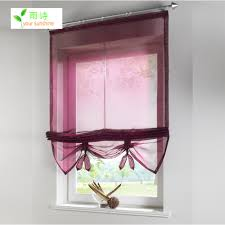Kitchen Shades And Curtains Curtain Blinds For Kitchen Decorate Our Home With Beautiful Curtains