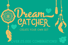 Design Your Own Dream Catcher Dream Catcher Kit Design your own dream catcher SVG Cut file by 32