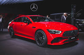 For inclement weather, the all wheel drive is one of the most powerful awd vehicles ever made. Mercedes Amg Gt 4 Door Coupe Priced From 121 350 Autocar