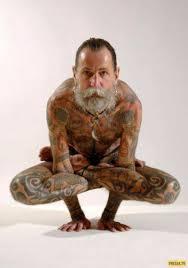 кто сказал что татуировки в преклонном возрасте это некрасиво
