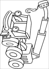 Kiepwagen Kleurplaat Ausmalbild Knolle Bob Und Heppo Ausmalbilder