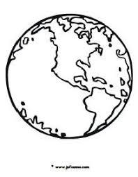 Juf Sanne Kleurplaat Aarde World Unit Mandalas Earth Day