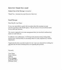 Sample Thank You Letter After Interview Pdf After Cars Design Idea