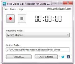 recording a skype call free skype recorder record skype video and audio calls