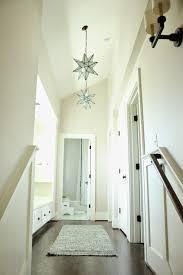 hallway pendants transitional