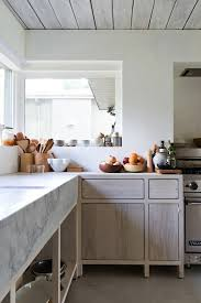 a thick marble counter with stone quarried from the hisnet inlet quarry on vancouver island