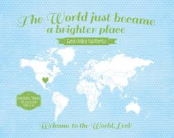 Welcome To Christian World Quotes Best of Popular Items For Welcome To The World On Etsy Amber's Baby Shower