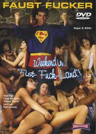 Weekend in fist fuck land