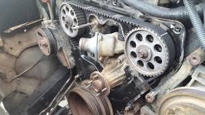 repair oil leak fix crankshaft oil pump front seal service repair oil leak fix crankshaft oil pump front seal service nissan sohc v6 vg33e engine