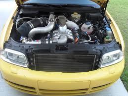 Single Turbo B5 S4