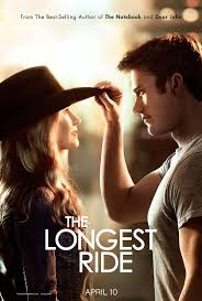 nicholas sparks films the longest ride
