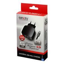 Зарядное устройство сетевое GiNZZU GA-3010UB ... - Форте-ВД