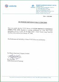11 Job Experience Letter Sample From Employer Pdf Formal Buisness