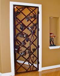 Indoor Gates Doors Wrought Iron Fireplace Screens, Iron ...