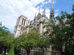 notre dame cathedral la cathedrale notre dame from the south side cathacdrale de notre dame
