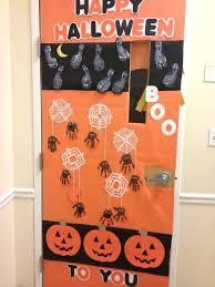 Classroom door decorations for halloween Cute Halloween Door Decorating Ideas Free Door Decoration Idea For Kindergarten And Toddlers Halloween Door Decorations For Scribblekidsorg Halloween Door Decorating Ideas Scribblekidsorg