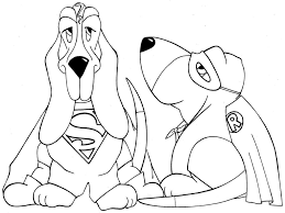 Superhero Logo Coloring Pages - glum.me