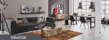 Industrial Design Möbel Moderner Wohntrend Naturloftde