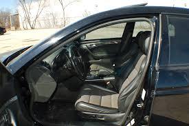 2007 acura tl type s black sedan used car highland park kildeer winthrop harbor