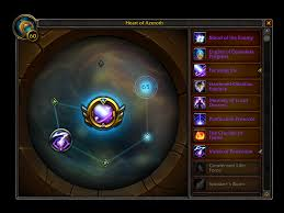 Heart Of Azeroth Essence Guide Details Of Every Essence