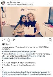 testimonials of harsh gautam makeup