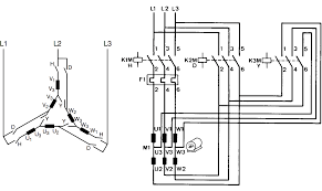ie contactor wiring diagram wiring diagram for you • traditional star delta motor starting method used in contactor coil wiring diagram electrical contactors wiring