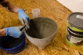 make an ikea ed concrete pendant lamp