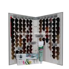 International Hair Dye Color Chart With 104 Colors For Professional Permanent Hair Dye Buy Hair Dye Color Chart Hair Color Swatch Chart Iso Hair