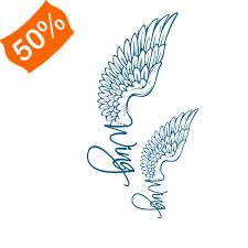 Tetování Křídla Na Ruku