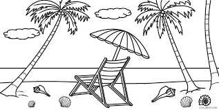 Popular colouring books, worksheets and more from essential kids. Free Printable Beach Coloring Pages For Kids