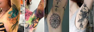 татушка на подмышке Armpit Tattoo Body Modification Ezine Blog