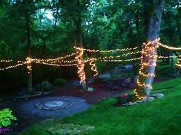 DIY Backyard Lighting Ideas To Brighten Up Your LandscapeChristmas Lights In Backyard