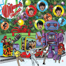 The <b>Monkees Christmas</b> Party CD