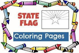 Small Picture Nevada State Flag Coloring Pages USA for Kids