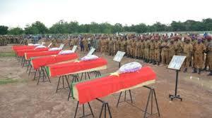 Le Burkina endeuillé après l'attaque la plus meurtrière de ces cinq  dernières années - Journal du Faso
