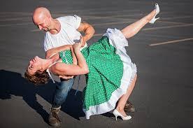 50s style dance