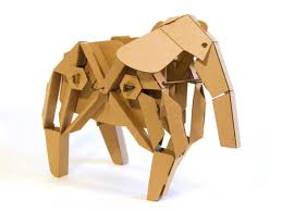 elly the elephant kinetic creatures