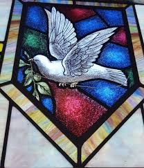 for a full church stained glass restoration project we would remove the damaged windows take them to our studio and completely disassemble the piece
