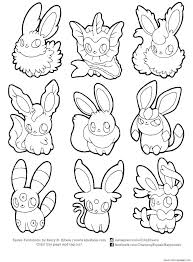 Pokemon Coloring Pages Printable Free 2 Visitpollinoinfo