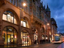 Adagio Koln City Aparthotel Apart Hotel In Strasbourg Book A Self Catering Accommodation