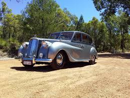 1965 Vanden Plas Princess   Limousines and Classics Perth