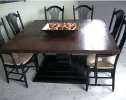 60 inch dining table square tables built from reclaimed wood with regard to plans 8 round