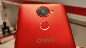 Comio X1 Smartphone with Face Unlock Technology