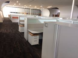 cubicle lighting. Cubicle Floor Plan - Interior Design Office Lighting Computer Networks Phone Systems Delivery \u0026 Install Temporary Long Term Storage