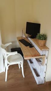 best 25 diy computer desk ideas on computer rooms intended for cool diy computer desks