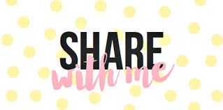 Share With Me Blog Hop 18 Lets Talk Mommy