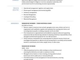 52 Warehouse Worker Resume Example Qualifications For