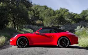 Feature Flick: New Porsche 911 Carrera S Cabriolet Driven on Ignition