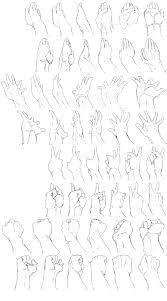 手足の資料トレス By たぶち On Pixiv イラスト 絵の描き方手