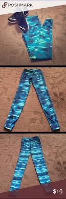 Old Navy Active Compression Pants Cute Patterned Old Navy